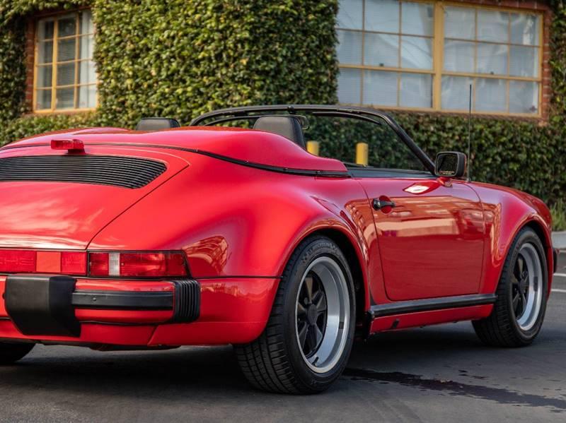 1989 Porsche 911 Carrera Speedster (image 18)