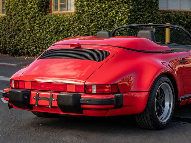 1989 Porsche 911 Carrera Speedster (image 19)