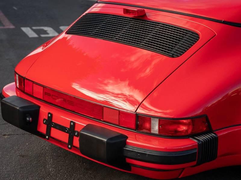 1989 Porsche 911 Carrera Speedster (image 21)