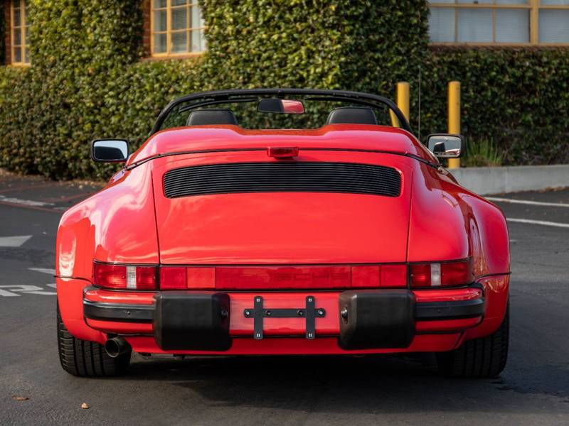 1989 Porsche 911 Carrera Speedster (image 22)