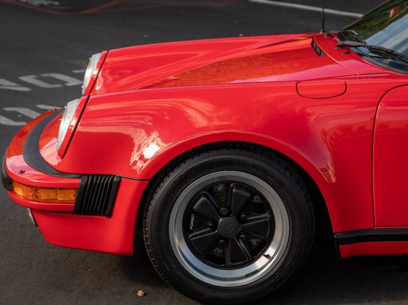 1989 Porsche 911 Carrera Speedster (image 35)