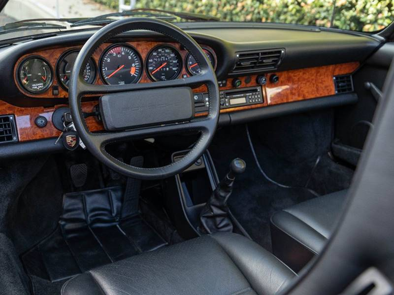 1989 Porsche 911 Carrera Speedster (image 41)