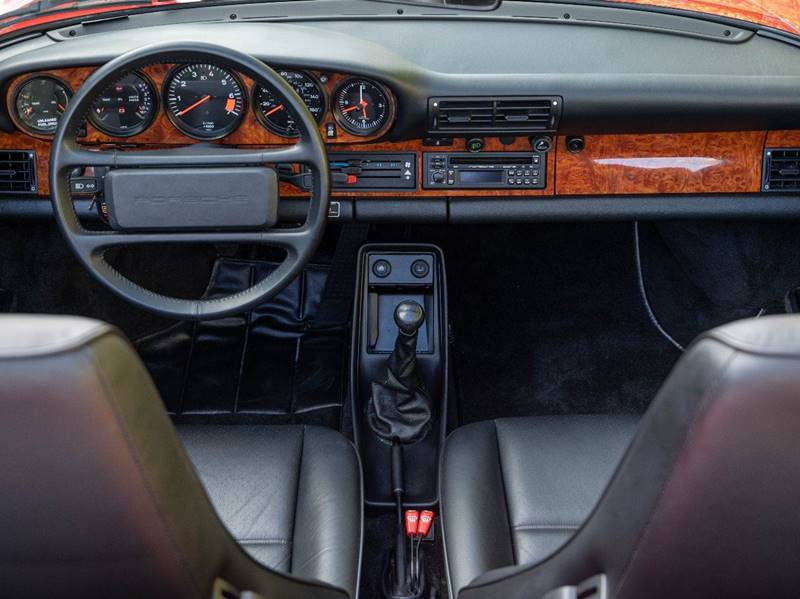 1989 Porsche 911 Carrera Speedster (image 44)