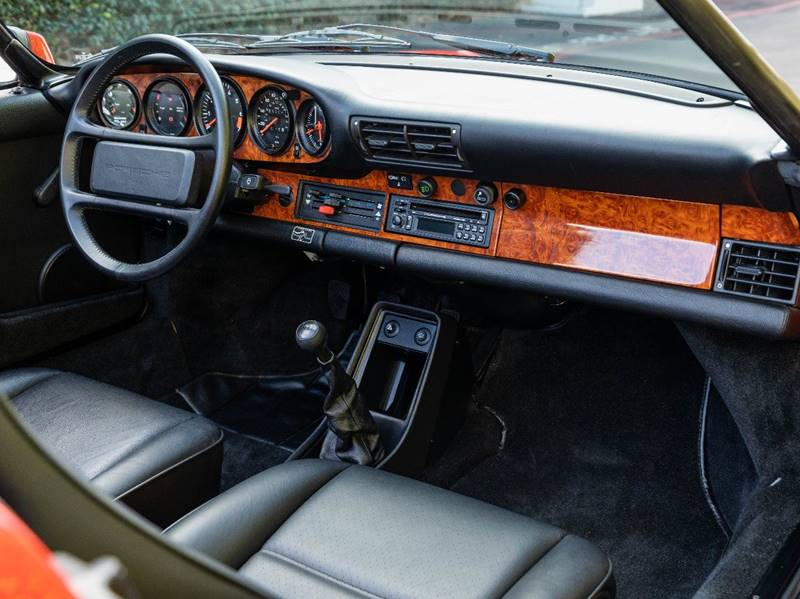 1989 Porsche 911 Carrera Speedster (image 45)