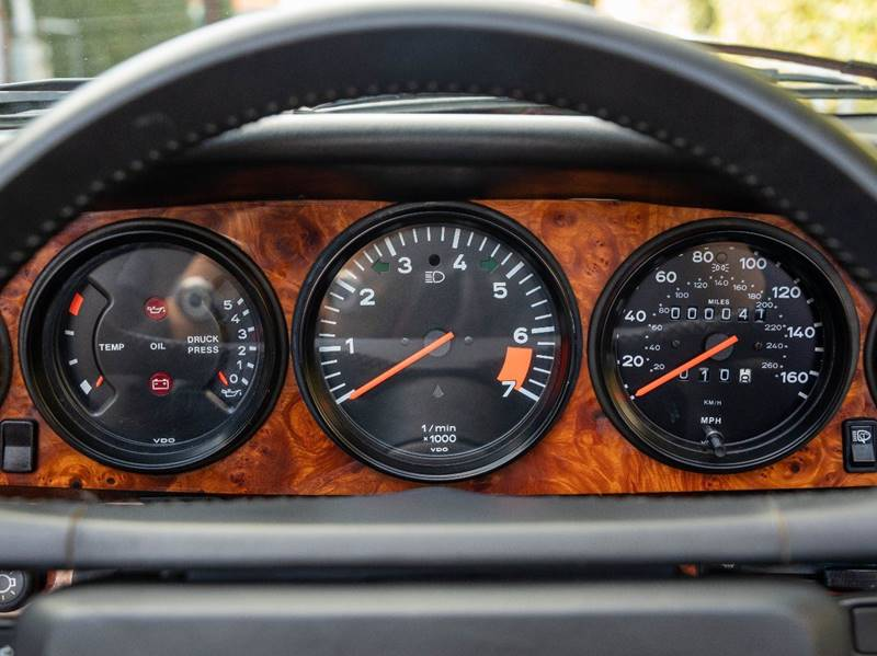 1989 Porsche 911 Carrera Speedster (image 62)