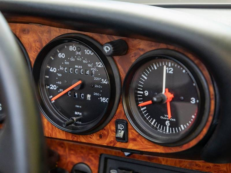 1989 Porsche 911 Carrera Speedster (image 63)