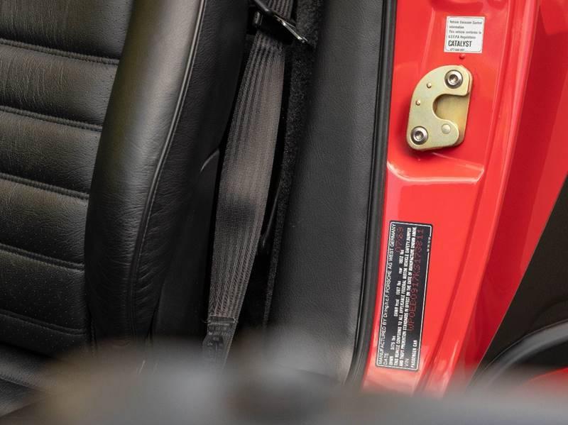1989 Porsche 911 Carrera Speedster (image 65)