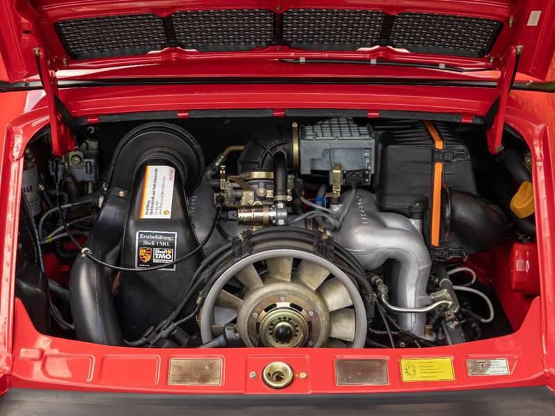 1989 Porsche 911 Carrera Speedster (image 75)