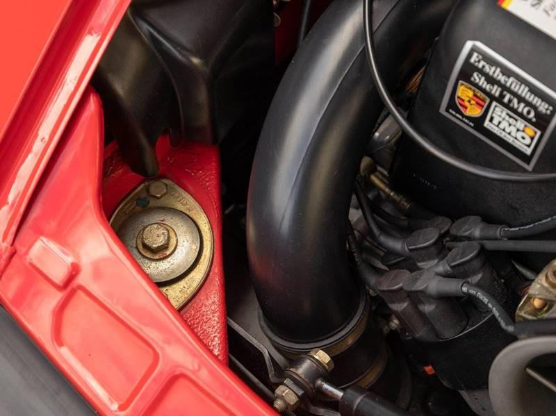 1989 Porsche 911 Carrera Speedster (image 78)