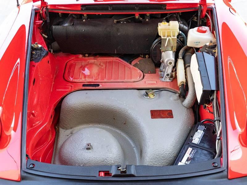 1989 Porsche 911 Carrera Speedster (image 128)