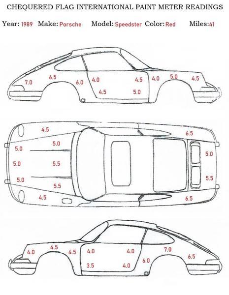 1989 Porsche 911 Carrera Speedster (image 166)