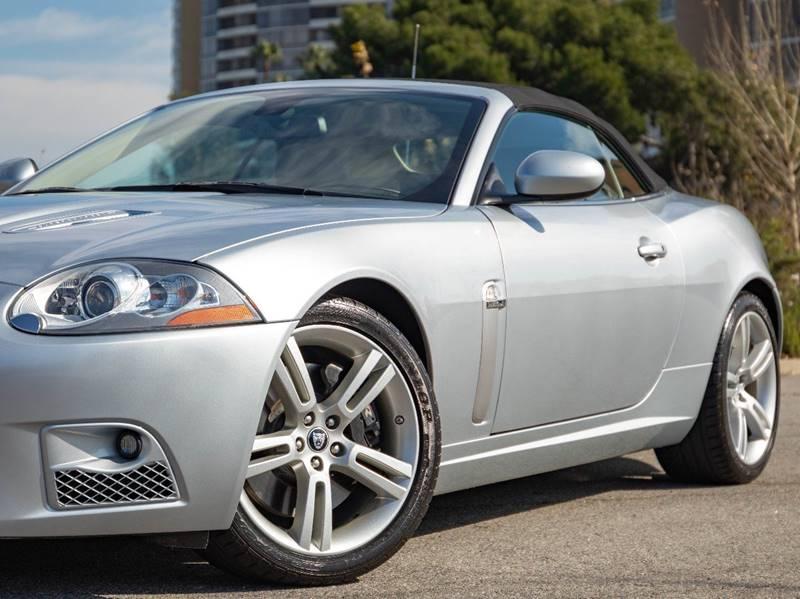 2007 Jaguar XK-Series XKR (image 3)