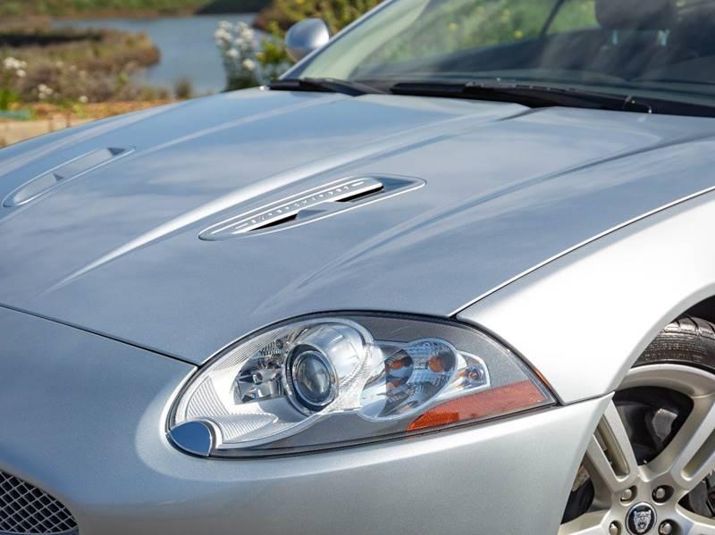 2007 Jaguar XK-Series XKR (image 4)