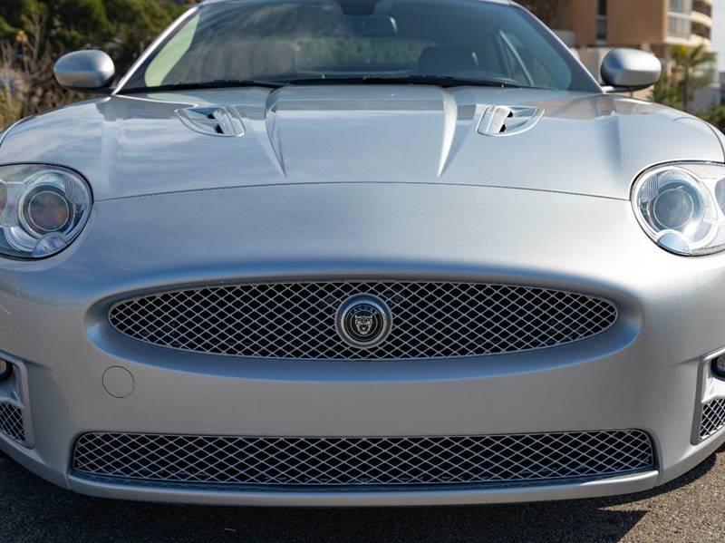 2007 Jaguar XK-Series XKR (image 6)