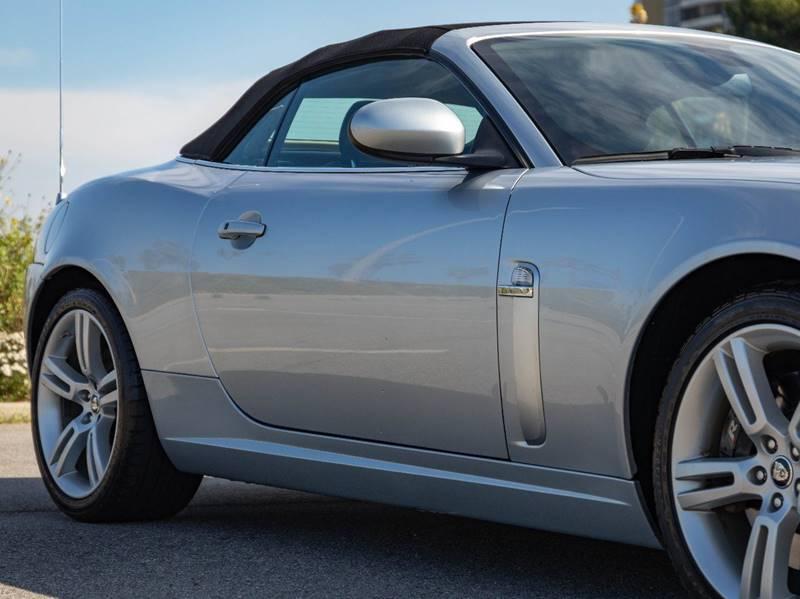 2007 Jaguar XK-Series XKR (image 8)
