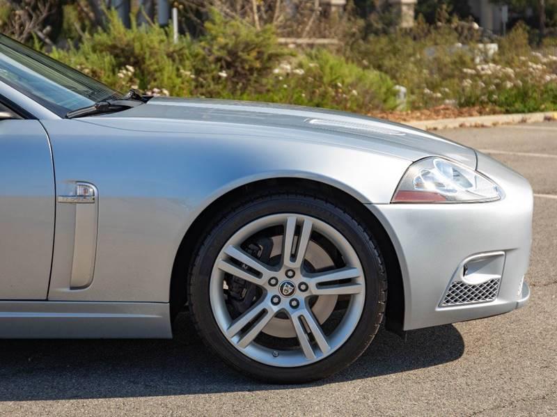 2007 Jaguar XK-Series XKR (image 10)