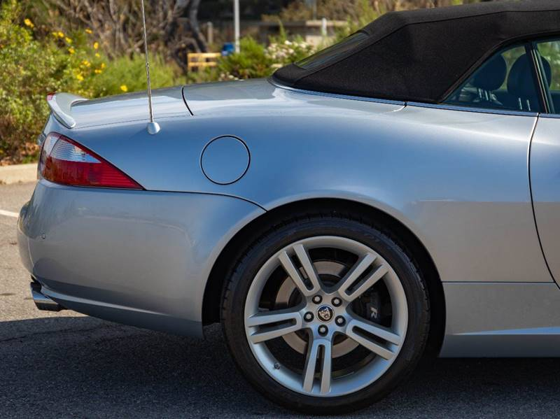 2007 Jaguar XK-Series XKR (image 11)
