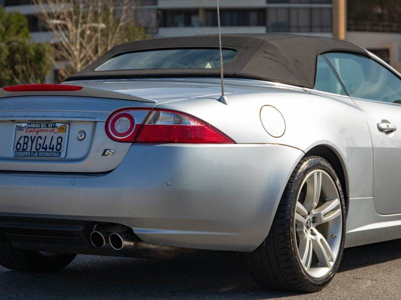 2007 Jaguar XK-Series XKR (image 14)