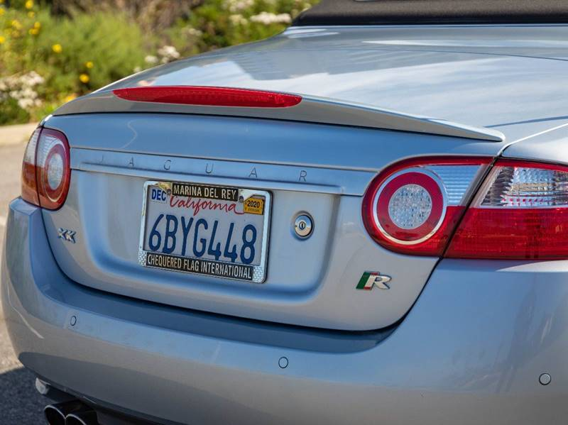 2007 Jaguar XK-Series XKR (image 15)