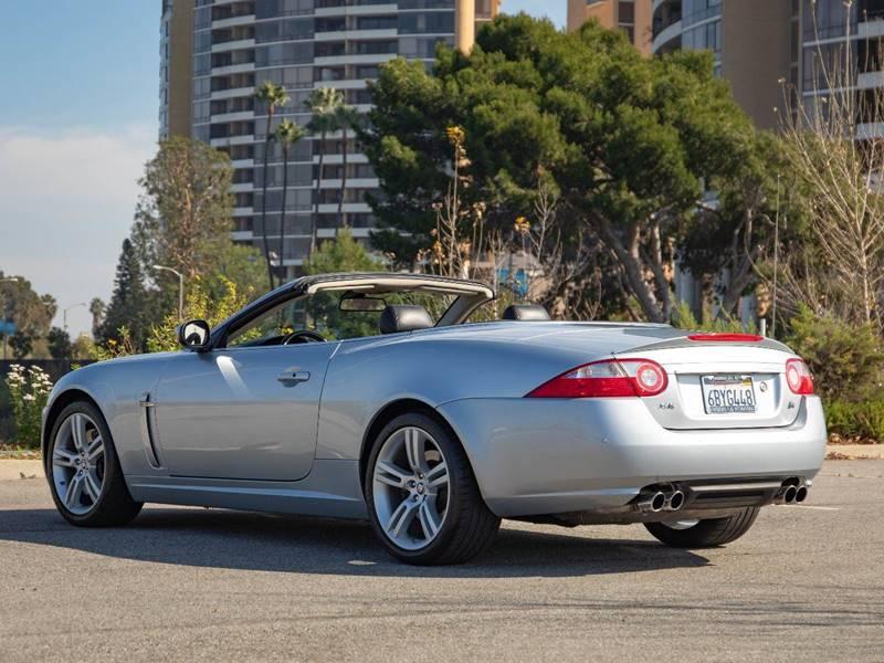 2007 Jaguar XK-Series XKR (image 19)