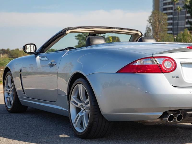 2007 Jaguar XK-Series XKR (image 20)