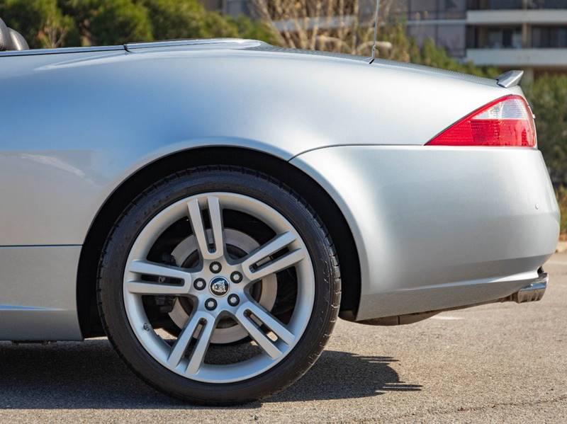 2007 Jaguar XK-Series XKR (image 23)