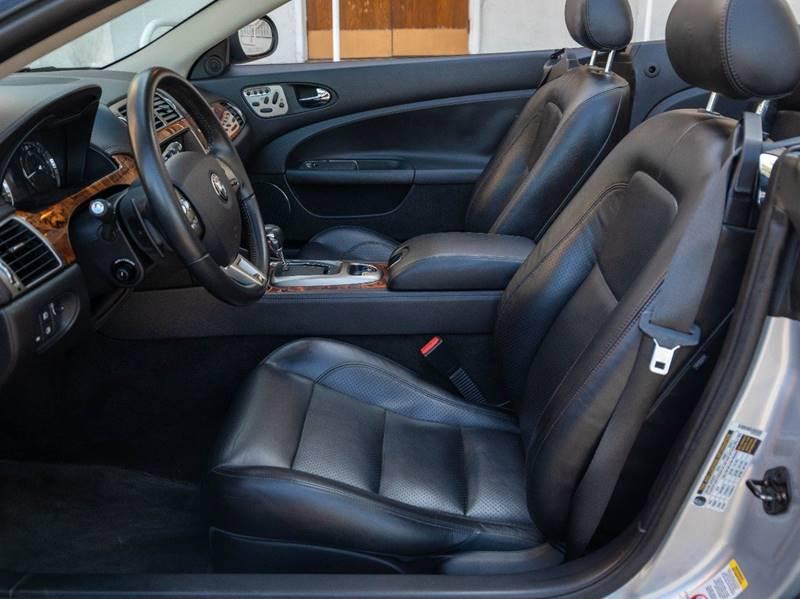 2007 Jaguar XK-Series XKR (image 26)