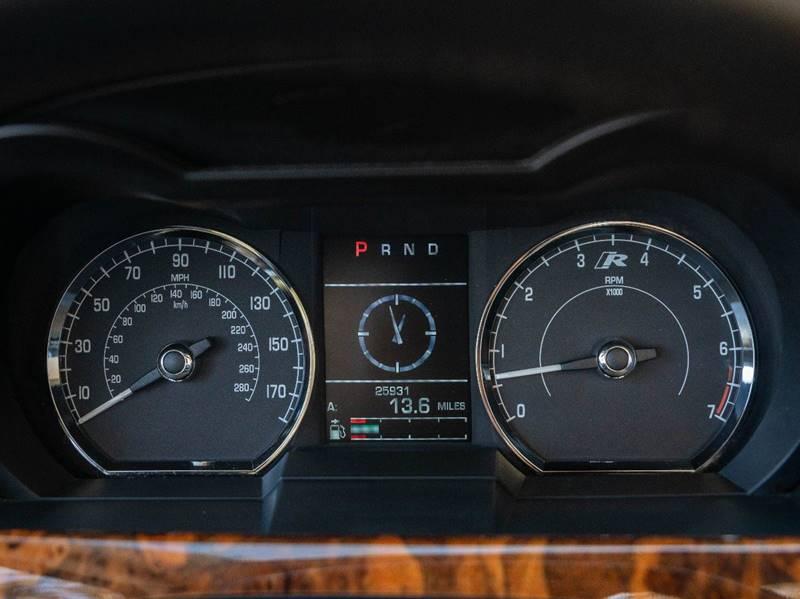 2007 Jaguar XK-Series XKR (image 40)