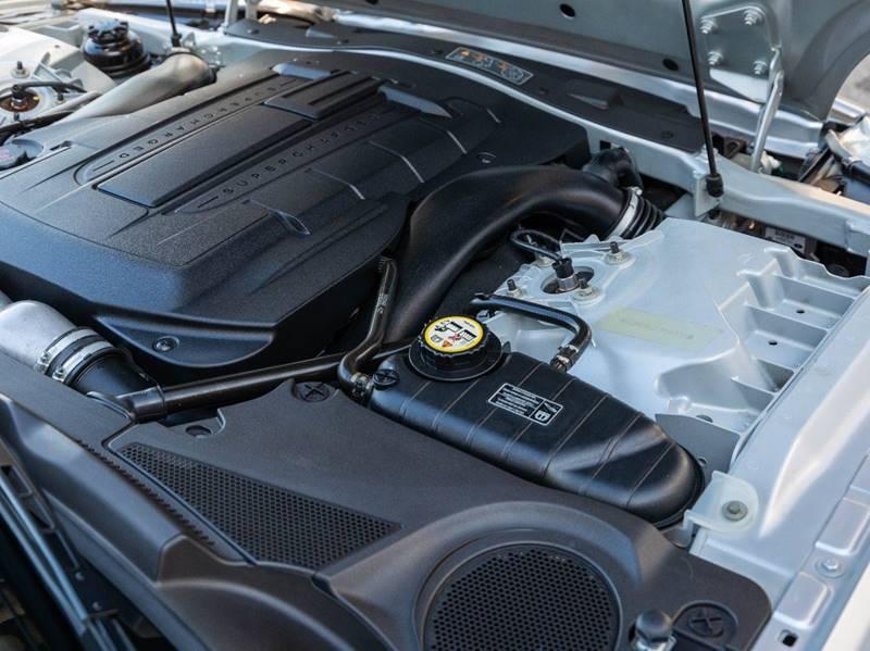 2007 Jaguar XK-Series XKR (image 58)