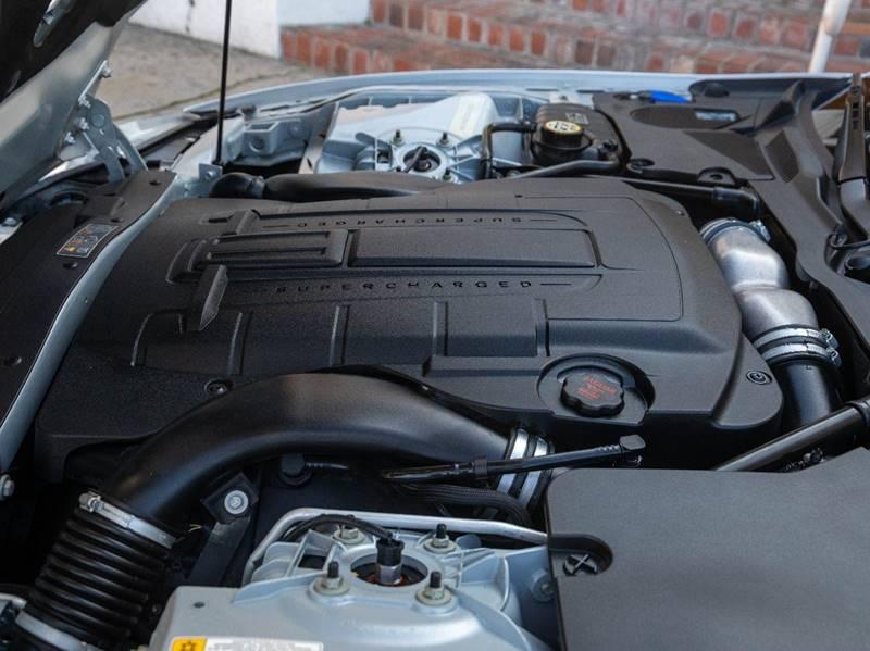 2007 Jaguar XK-Series XKR (image 64)