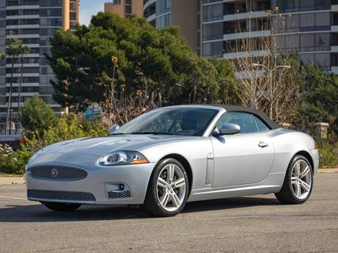 2007 Jaguar XK-Series XKR for sale at Chequered Flag International in Marina Del Rey CA