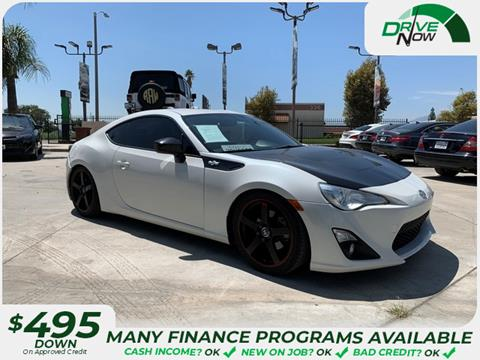 2016 Scion FR-S for sale in San Bernardino, CA