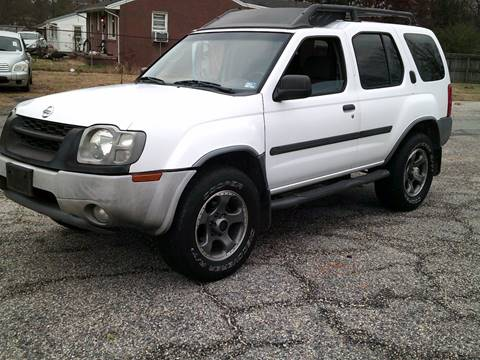 2004 Nissan Xterra SE for sale at Wamsley's Auto Sales in Colonial Heights VA