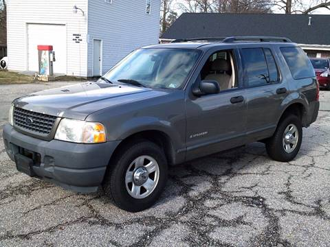 2004 Ford Explorer XLS for sale at Wamsley's Auto Sales in Colonial Heights VA