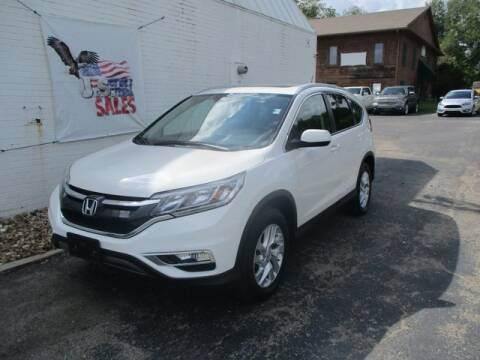 2015 Honda CR-V for sale in Blue Springs, MO