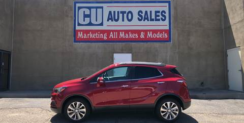 2018 Buick Encore for sale in Albuquerque, NM