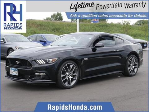 2015 Ford Mustang for sale in Coon Rapids, MN