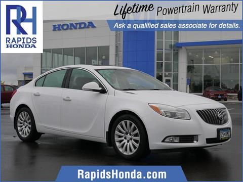 2013 Buick Regal for sale in Coon Rapids, MN
