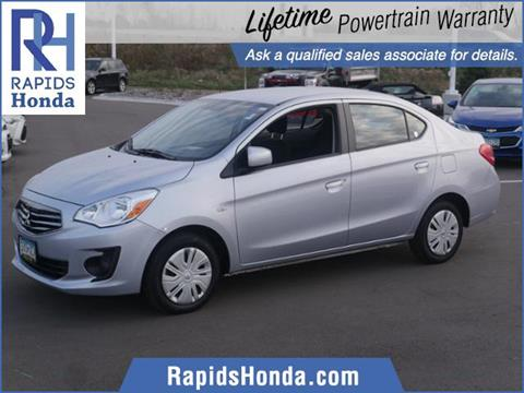 2017 Mitsubishi Mirage G4 for sale in Coon Rapids, MN
