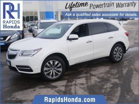2014 Acura MDX for sale in Coon Rapids, MN