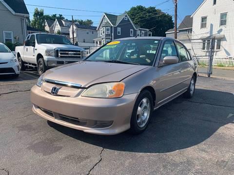 2003 Honda Civic for sale in Everett, MA
