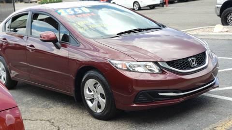 2013 Honda Civic for sale in Albuquerque, NM