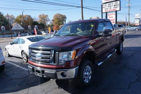 2009 Ford F-150 for sale at Autohub of Virginia in Richmond VA