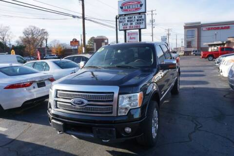 2011 Ford F-150 for sale at Autohub of Virginia in Richmond VA