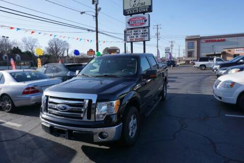 2010 Ford F-150 for sale at Autohub of Virginia in Richmond VA