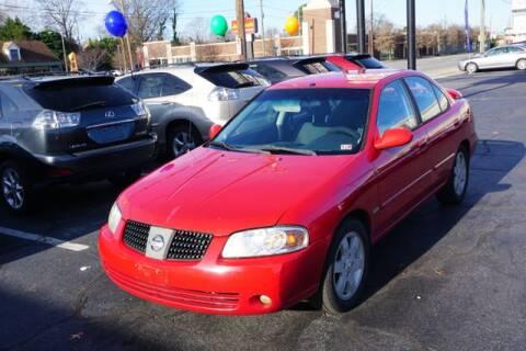 2005 Nissan Sentra for sale at Autohub of Virginia in Richmond VA