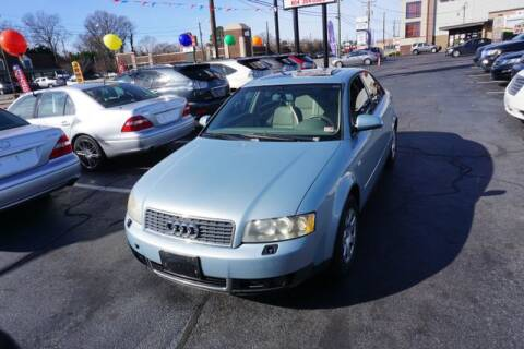 2002 Audi A4 for sale at Autohub of Virginia in Richmond VA