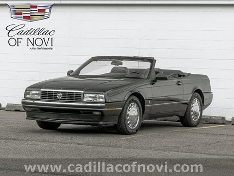 1993 Cadillac Allante for sale in Novi, MI