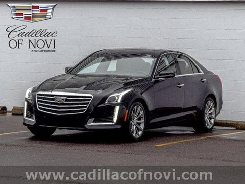 2019 Cadillac CTS for sale in Novi, MI