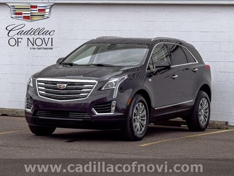 2020 Cadillac XT5 for sale in Novi, MI